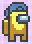 Alpha pattern #62291