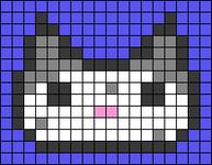 Alpha pattern #62292