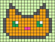 Alpha pattern #62293