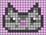 Alpha pattern #62294