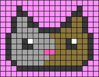 Alpha pattern #62296