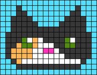 Alpha pattern #62307