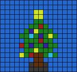 Alpha pattern #62316