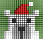Alpha pattern #62317