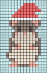 Alpha pattern #62319