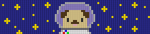 Alpha pattern #62329