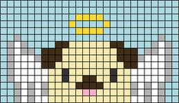 Alpha pattern #62331