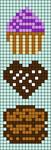 Alpha pattern #62337