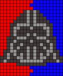 Alpha pattern #62340