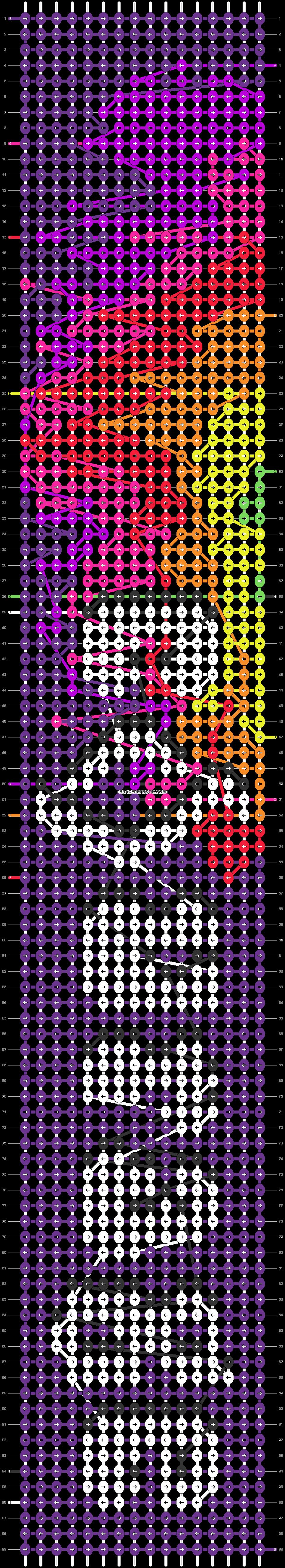 Alpha pattern #62343 pattern