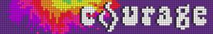 Alpha pattern #62343