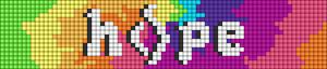 Alpha pattern #62344