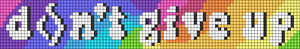 Alpha pattern #62346