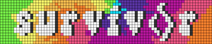 Alpha pattern #62351