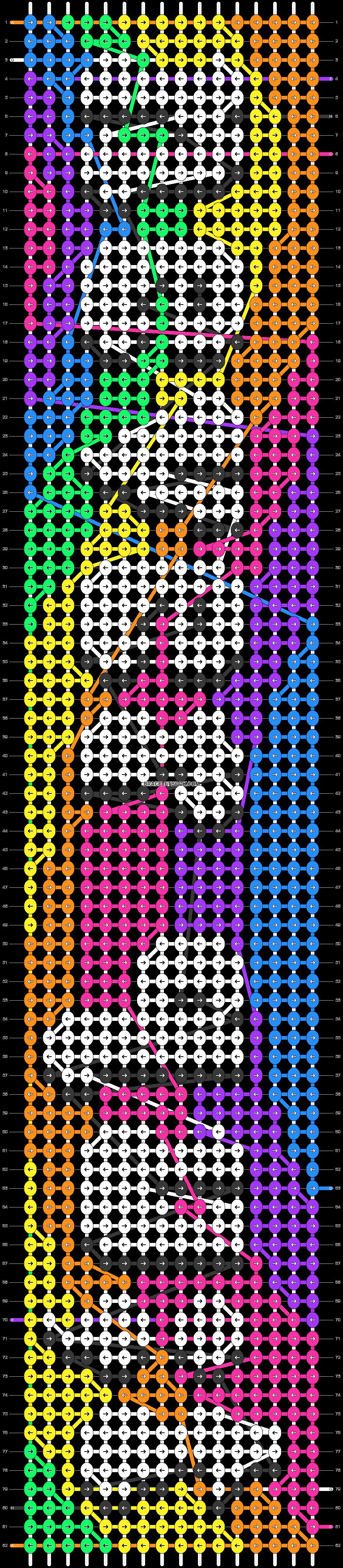 Alpha pattern #62368 pattern