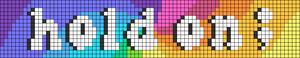Alpha pattern #62369