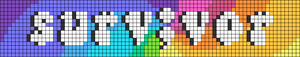 Alpha pattern #62370