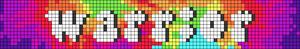 Alpha pattern #62373