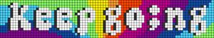 Alpha pattern #62374