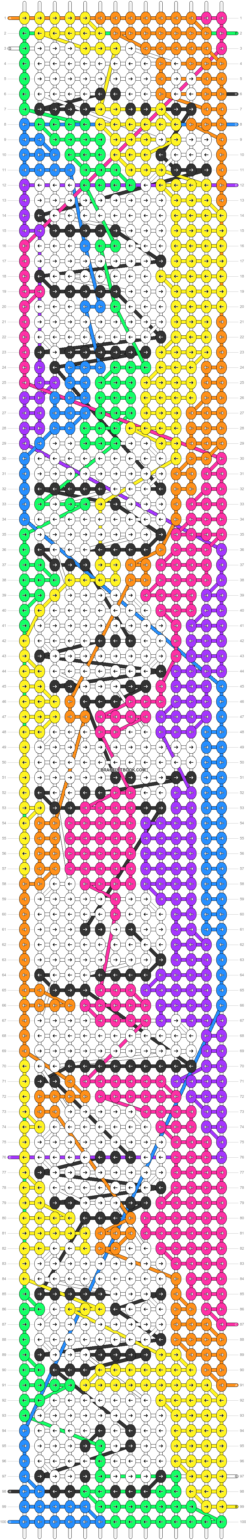 Alpha pattern #62376 pattern