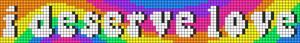 Alpha pattern #62384