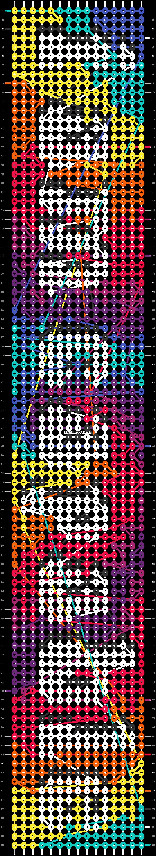 Alpha pattern #62385 pattern