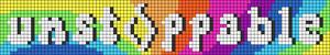 Alpha pattern #62387