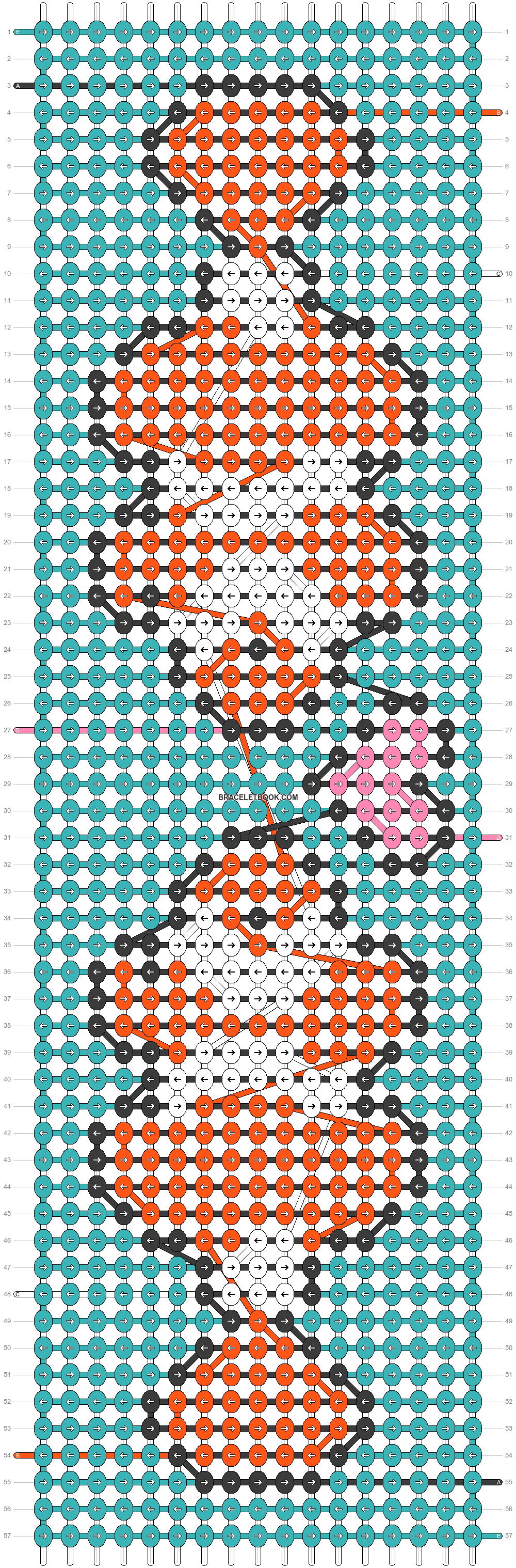 Alpha pattern #62391 pattern