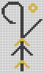 Alpha pattern #62406