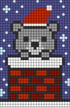 Alpha pattern #62415