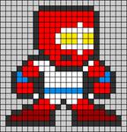 Alpha pattern #62422