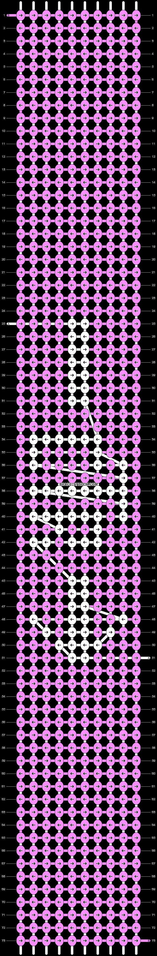 Alpha pattern #62438 pattern