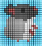 Alpha pattern #62439