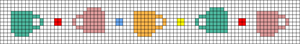 Alpha pattern #62440