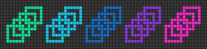 Alpha pattern #62444