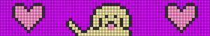 Alpha pattern #62454