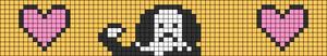 Alpha pattern #62456