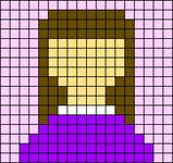 Alpha pattern #62459