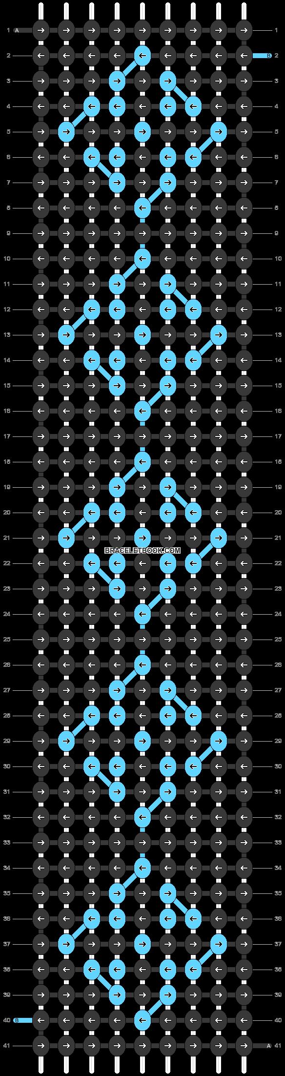 Alpha pattern #62461 pattern