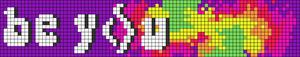 Alpha pattern #62464