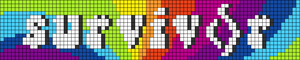 Alpha pattern #62465