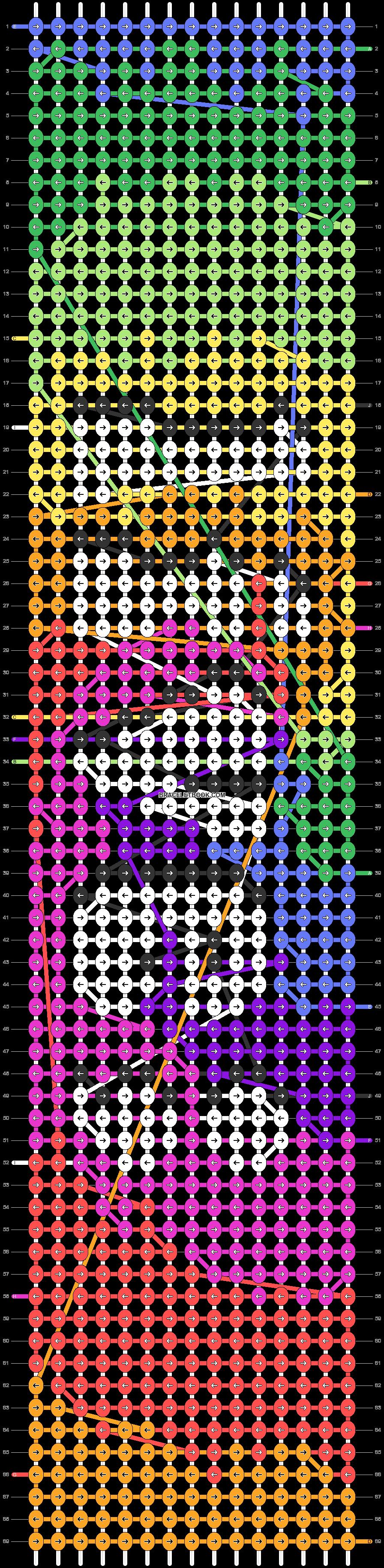 Alpha pattern #62468 pattern