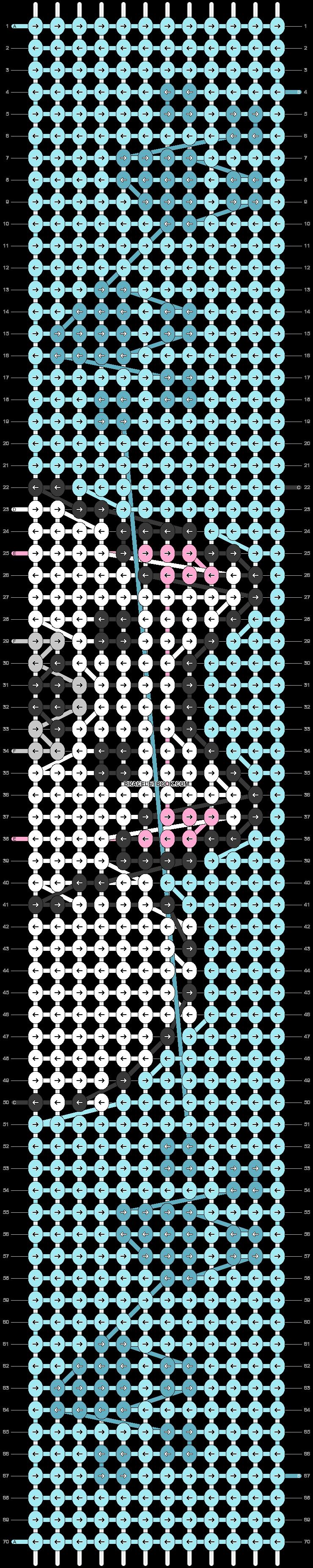 Alpha pattern #62477 pattern