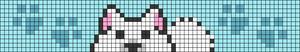 Alpha pattern #62477