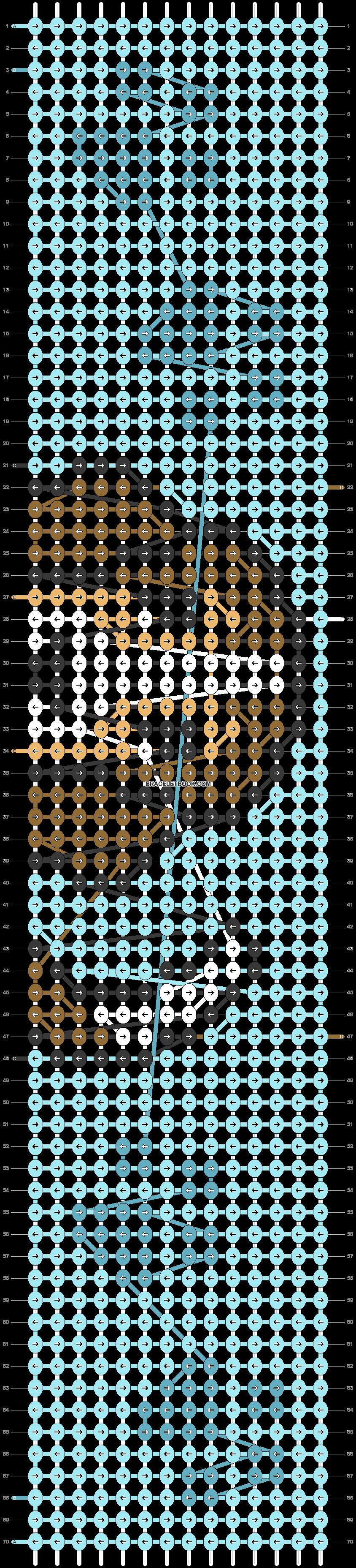Alpha pattern #62478 pattern