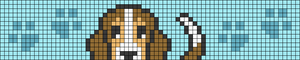 Alpha pattern #62478