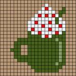 Alpha pattern #62479