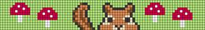 Alpha pattern #62480