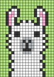 Alpha pattern #62481