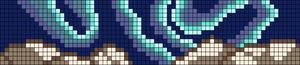 Alpha pattern #62487